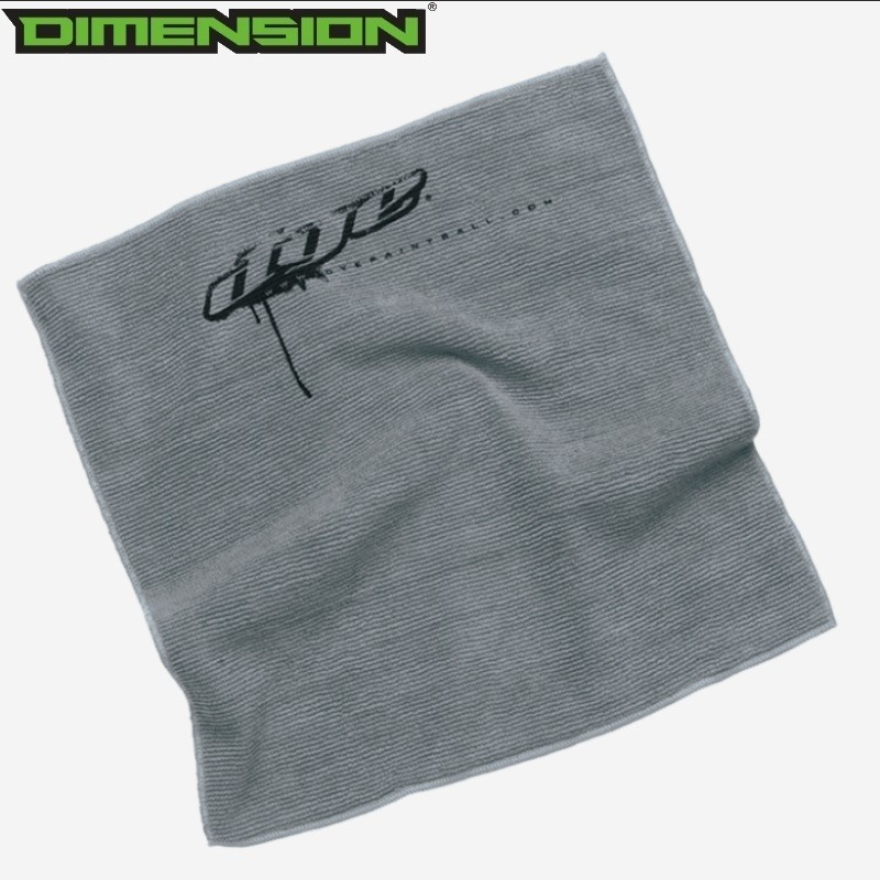 DYE Microfiber Lens Cloth - Grey