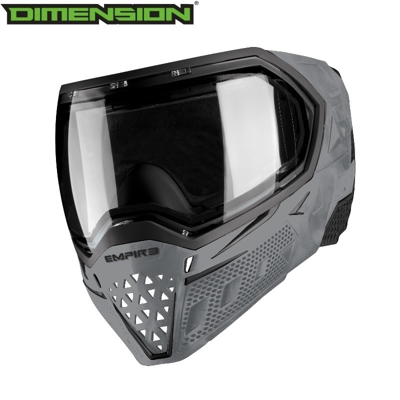 Empire EVS Goggle - Grey/Black - Thermal Clear