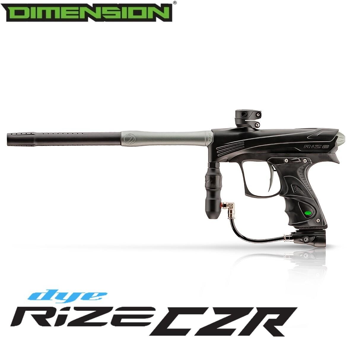 Dye Rize CZR Marker - Black/Grey Dust