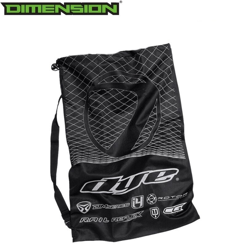 Dye Pod Bag - Black/Grey