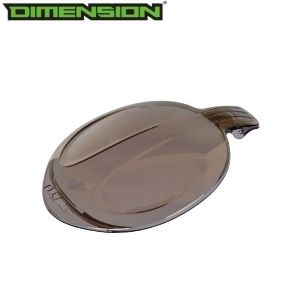 Dye Rotor R2 Replacement Loader Lid - Gold