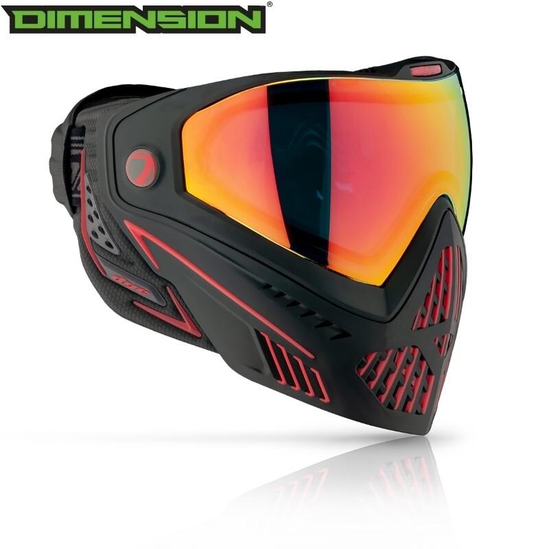 DYE I5 Goggle - Fire 2.0