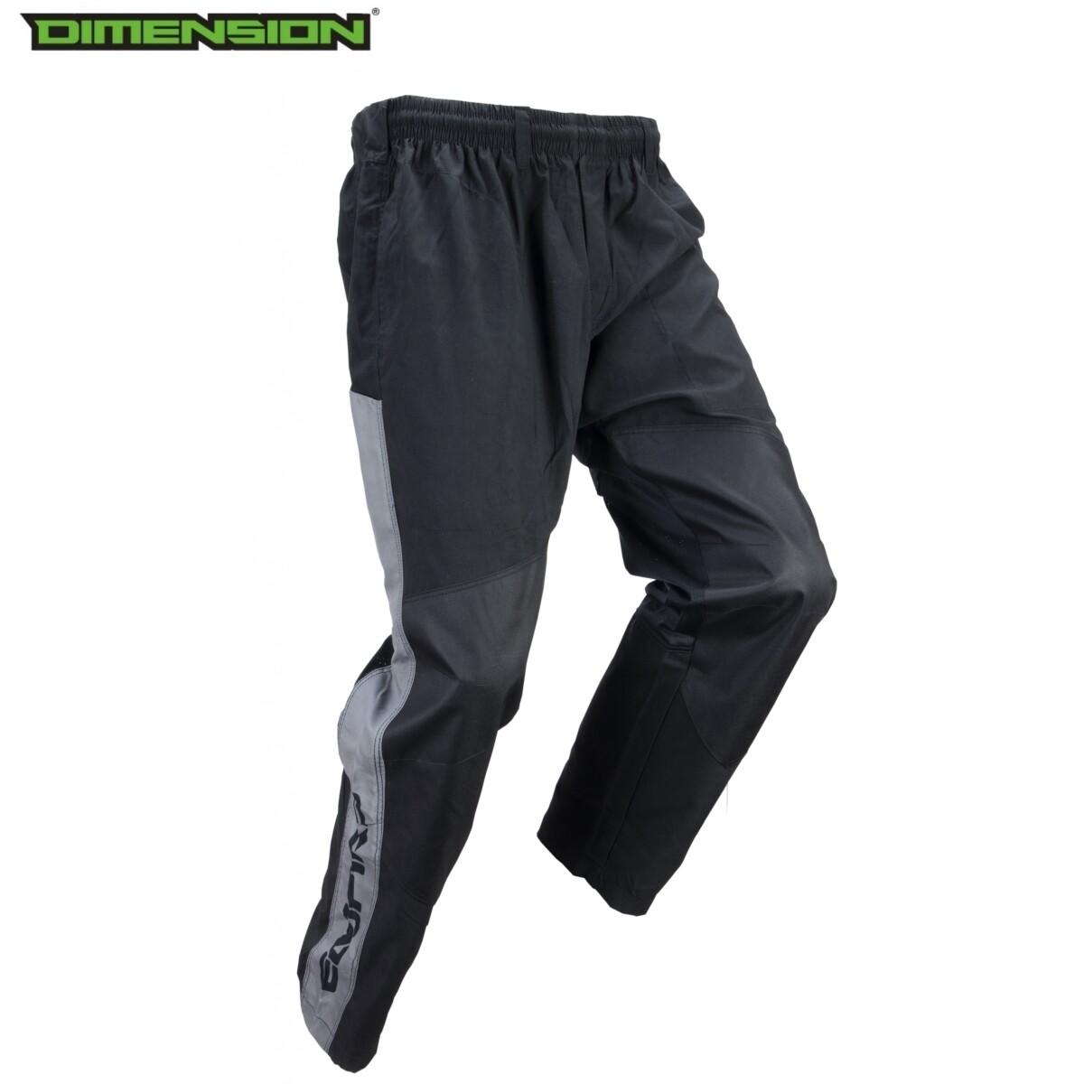 Empire Grind Pants - Black/Grey - XXL