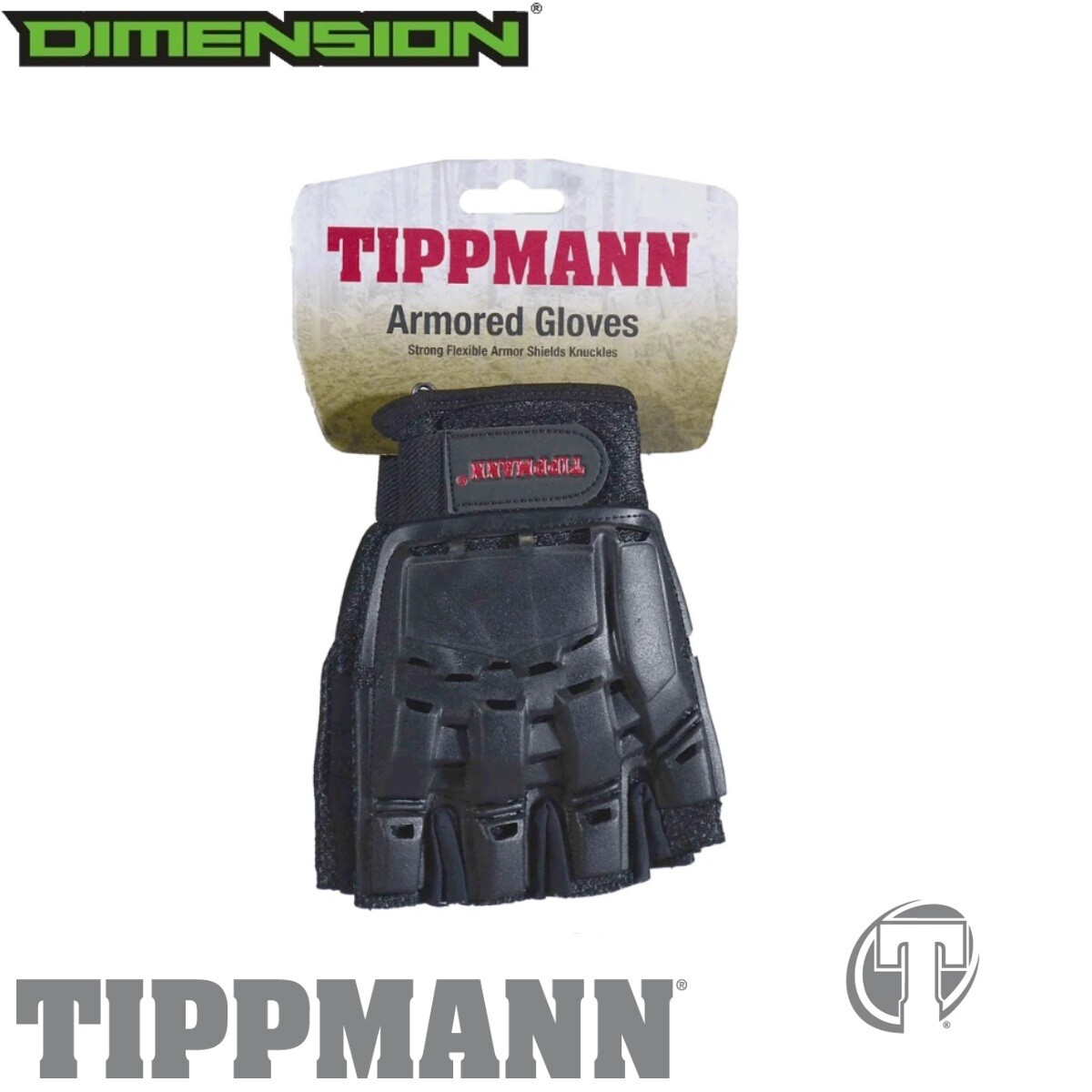 Tippmann Armored Gloves - Large