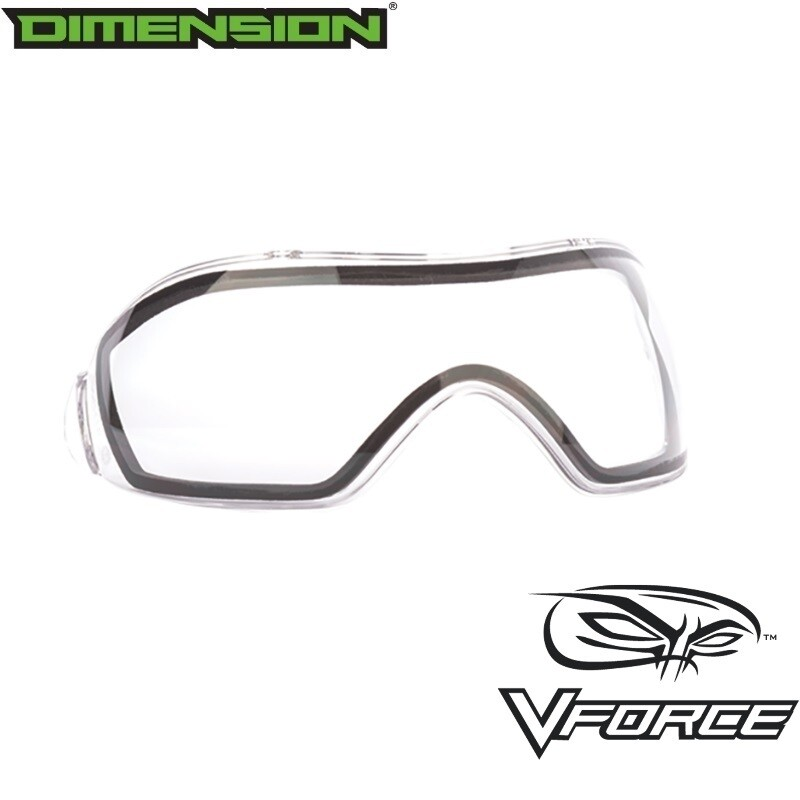 VForce Grill Dual-Pane/Thermal Lens - Clear