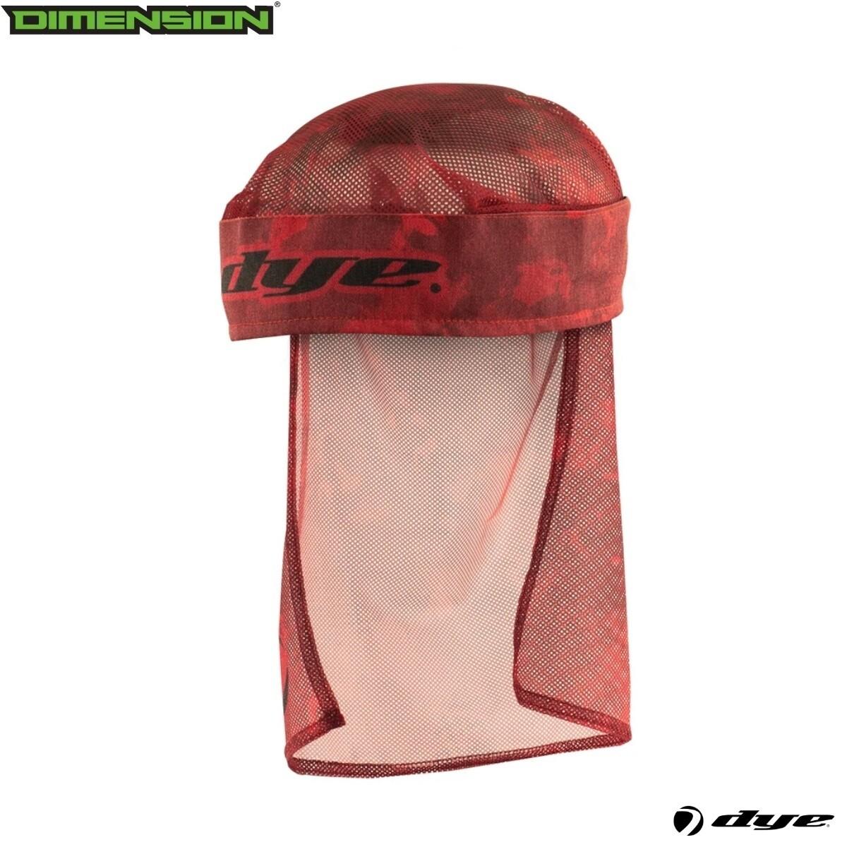 Dye Head Wrap - Dyecam Lava