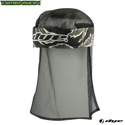 Dye Head Wrap - Dye Tiger/Black