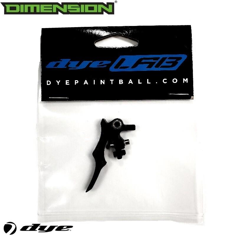 Dye BWing21 DSR Trigger - Dust Black