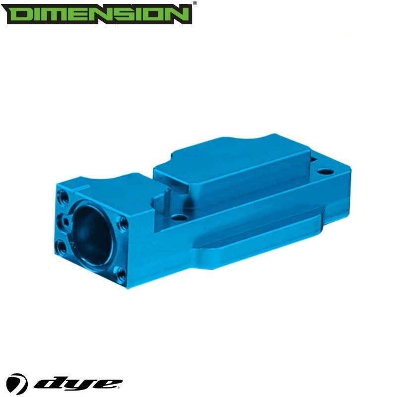 Dye BWing Solenoid Housing M3+