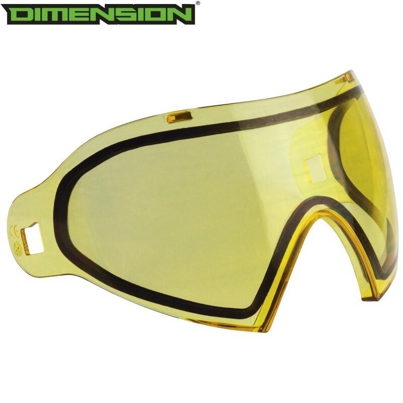 Dye I4/I5 Thermal Lens - Yellow