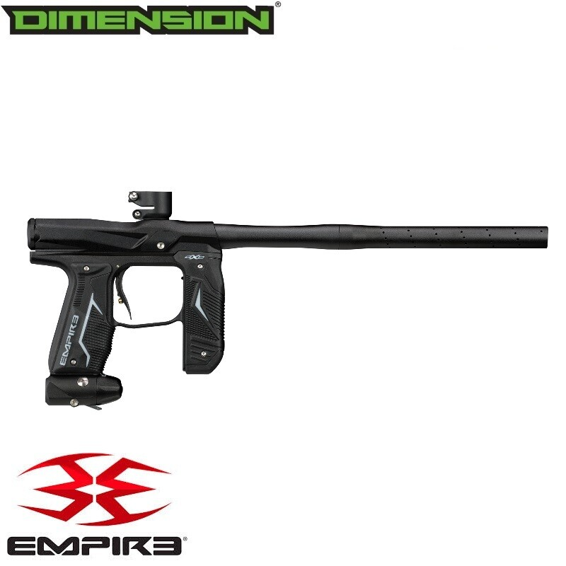 Empire Axe 2.0 Marker - Dust Black