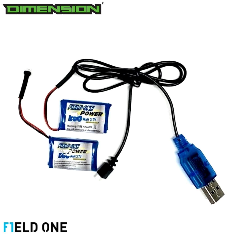 Field One Force LiPo Battery Kit