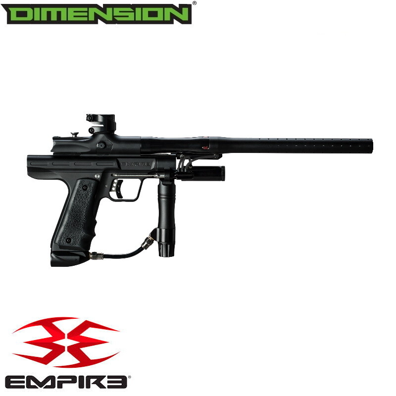 Empire Resurrection Autococker - Dust Black