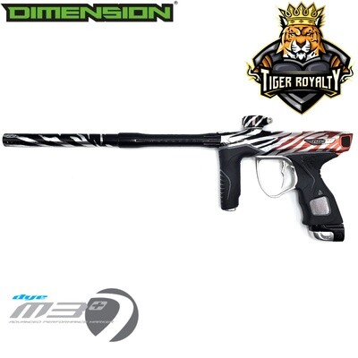 Dye M3+ - Dimension Limited Edition 1 of 1 / Tiger Royalty - Iron Tiger