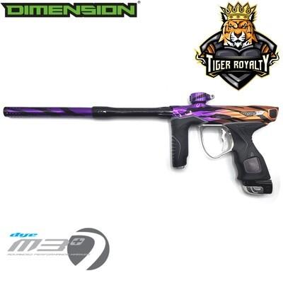 Dye M3+ - Dimension Limited Edition 1 of 1 / Tiger Royalty  - Phantom