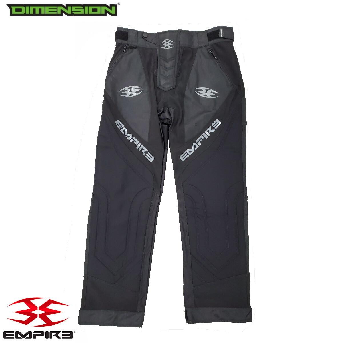 Empire Pants - Black - Medium
