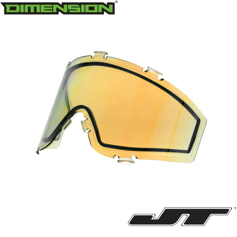 JT Spectra Lens Thermal Prizm 2.0 - Gold