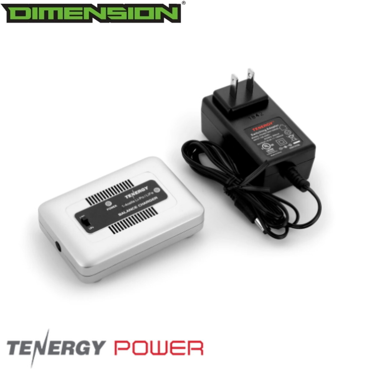 Tenergy TN267 1-4 Cells LiPO/LiFe Balance Charger