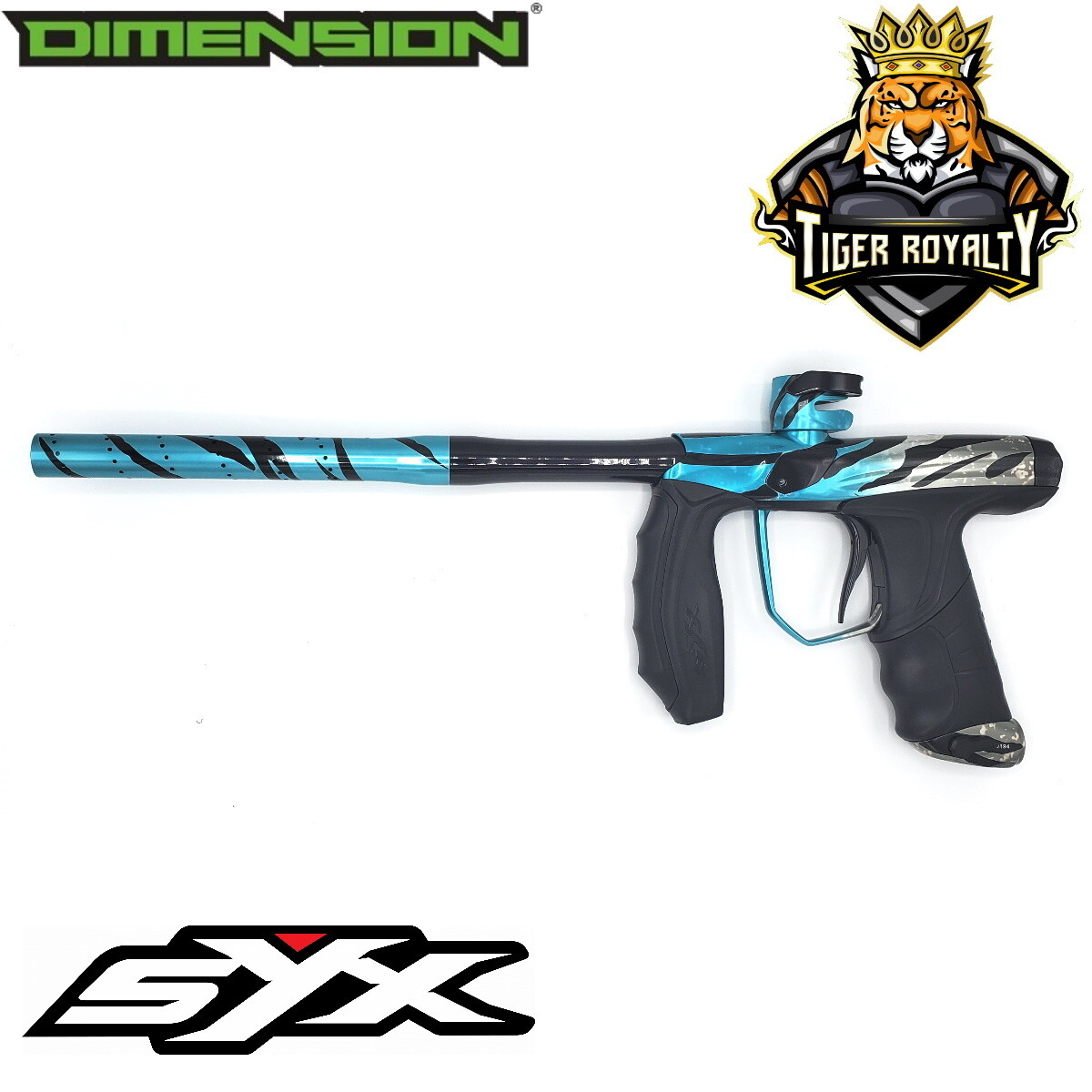 Empire SYX 1.5 - Dimension Limited Edition 1 of 1 / Tiger Royalty - Mist