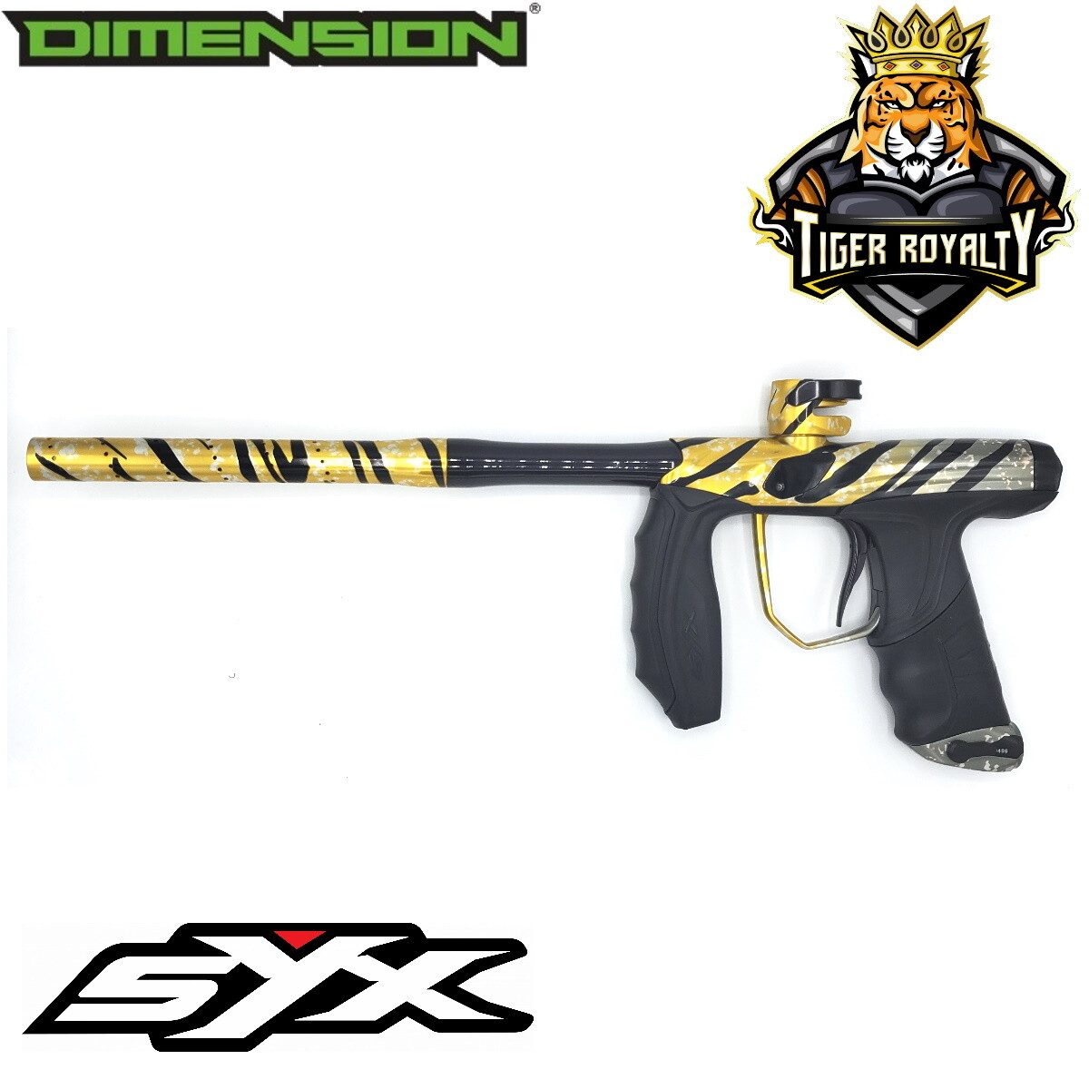 Empire SYX 1.5 - Dimension Limited Edition 1 of 1 / Tiger Royalty - City of Steel