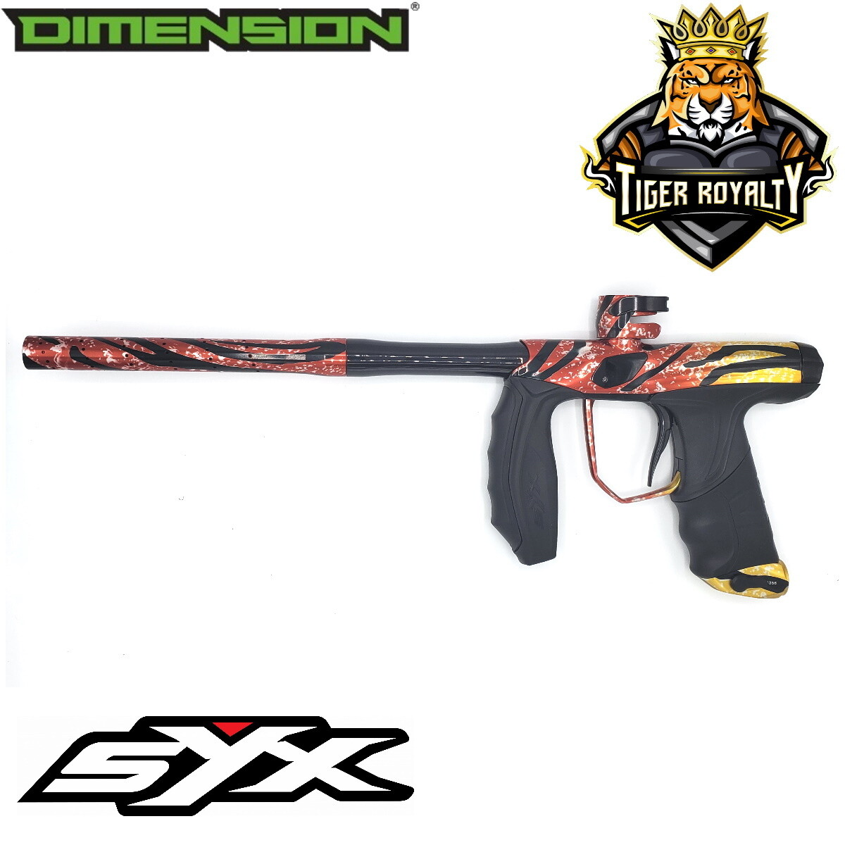 Empire SYX 1.5 - Dimension Limited Edition 1 of 1 / Tiger Royalty - Blaze