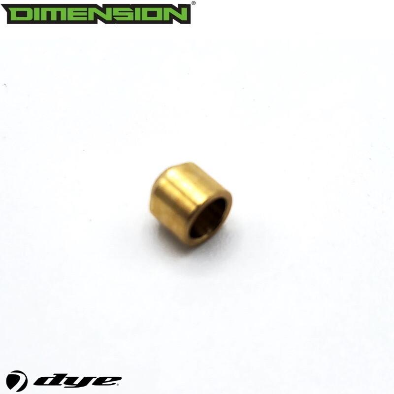Dye Pressure Relief Brass Pad - M3s, M3+ - #R95669522