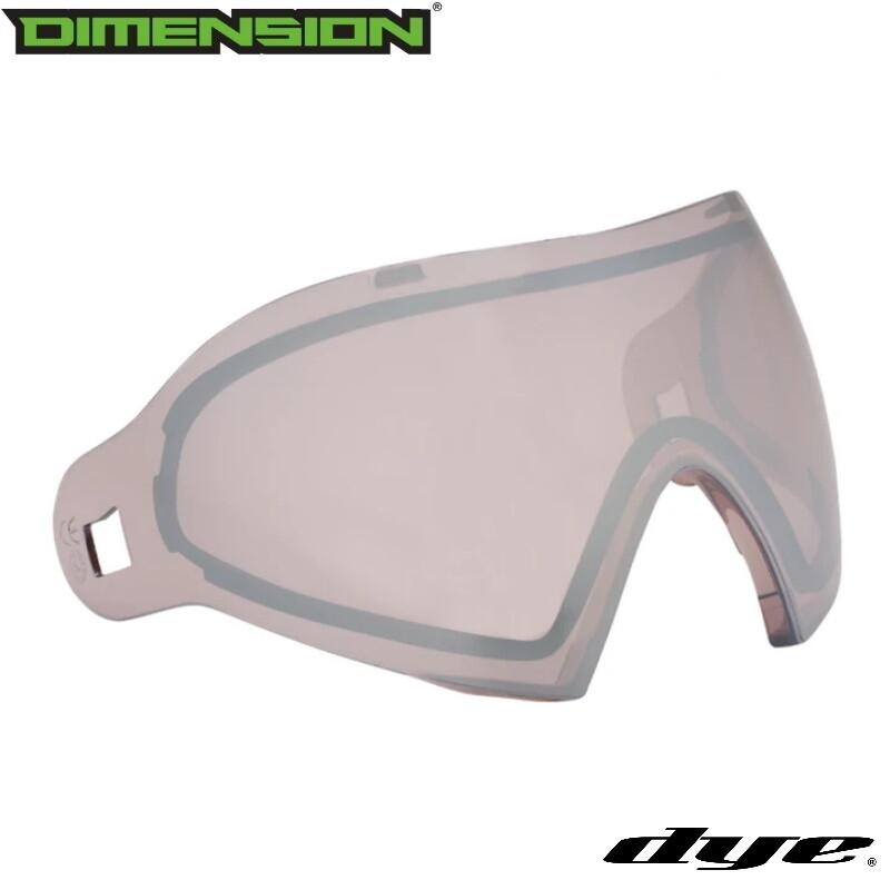 Dye I4/I5 Thermal Lens - Dyetanium Rose / Silver