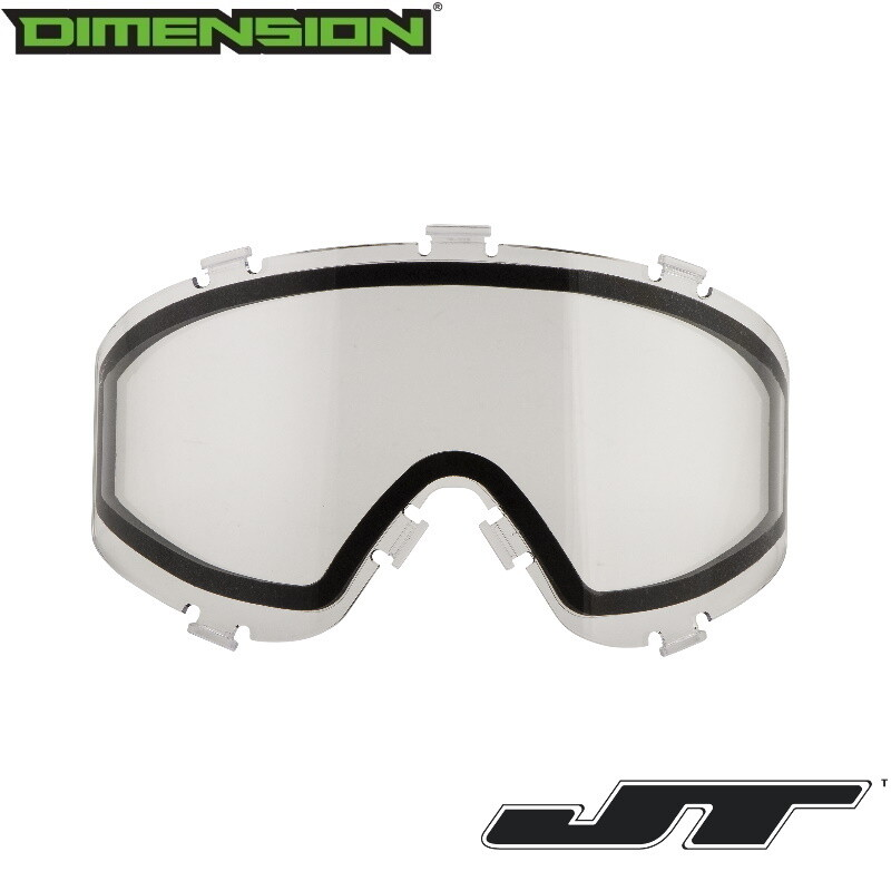JT Spectra Dual-Pane/Thermal Lens - Clear