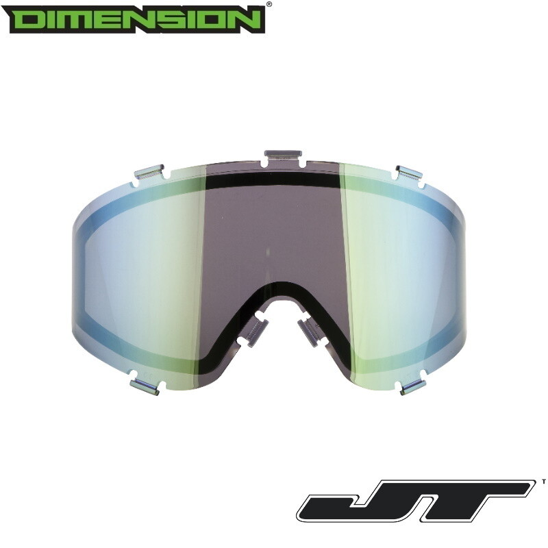JT Spectra Dual-Pane/Thermal Lens - Chrome