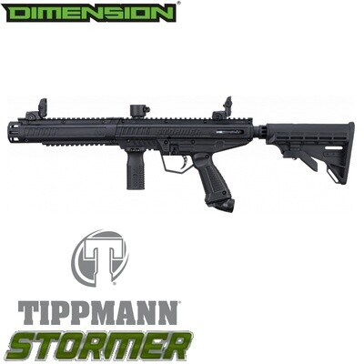 Tippmann Stormer Tactical Marker - Black