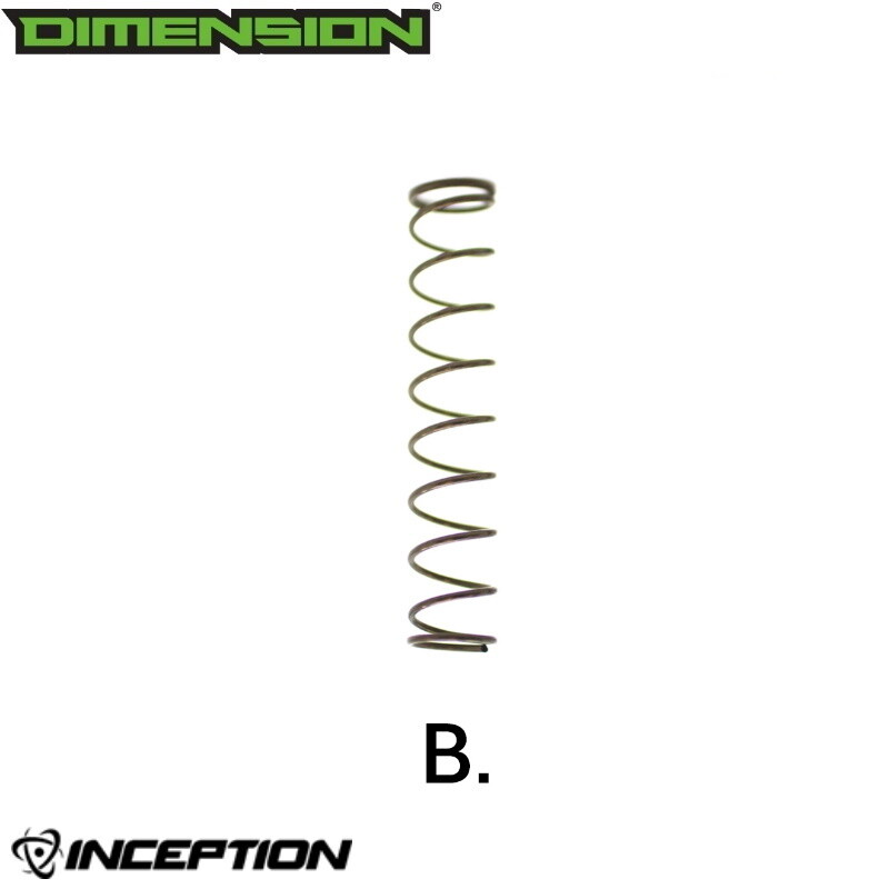 Inception Main Hammer Spring (B Tension)