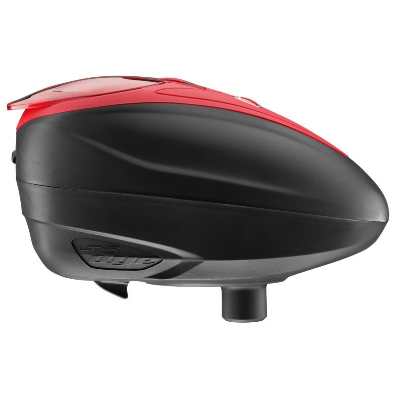 Dye LT-R Loader - Black with Red