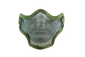 Valken V Tactical 2G Wire Mesh Tactical-Green Skull