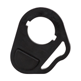 Valken Rifle Universal Sling Ring (Molded) Black