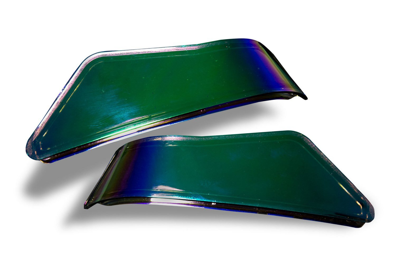 Virtue Spire III Chromatic Window Kit - Emerald