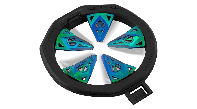 Virtue Spire III Crown SF II - Emerald