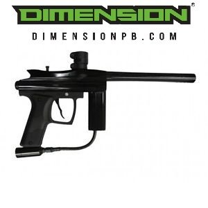 Azodin Centurion Paintball Gun - Black