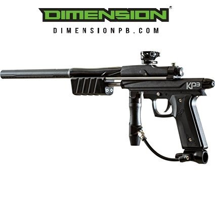Azodin KP3.5 Kaos Pump Paintball Gun - Black