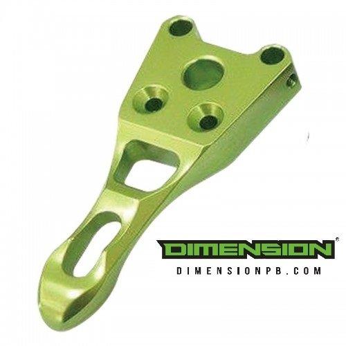Azodin KP3 Hitman Plate - Green