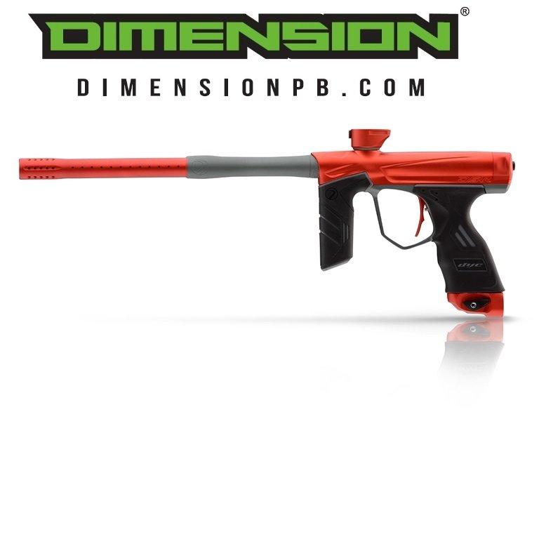 Dye DSR Marker - Blaze Red/Grey