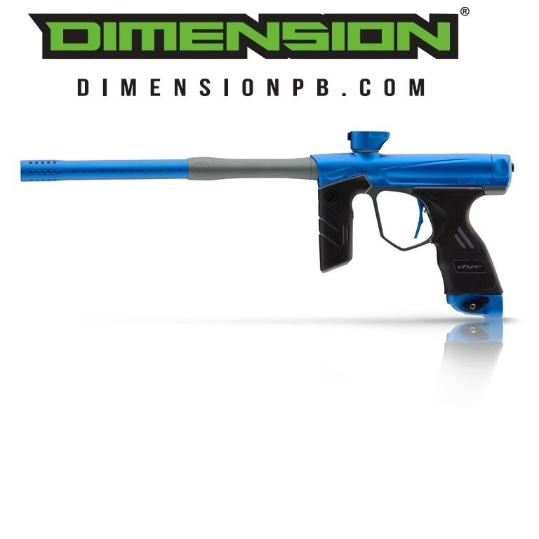Dye DSR Marker - Blue Line Blue/Grey