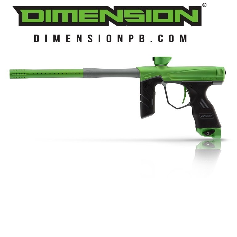 Dye DSR Marker - Green Machine Lime/Grey