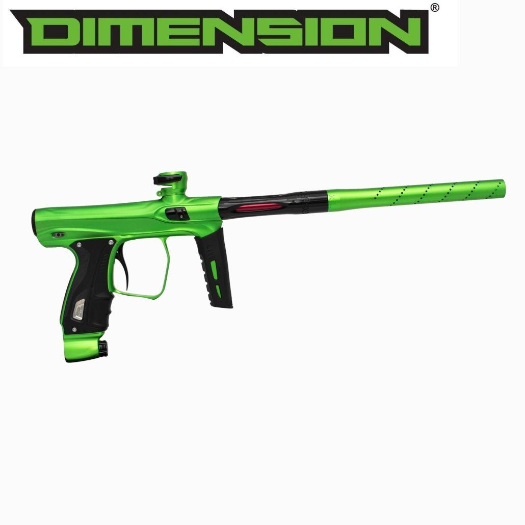 SP Shocker XLS Marker - Lime