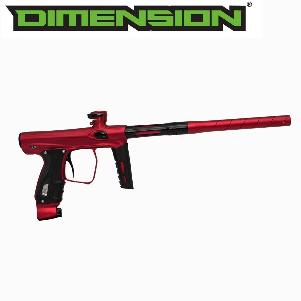 SP Shocker XLS Marker - Red