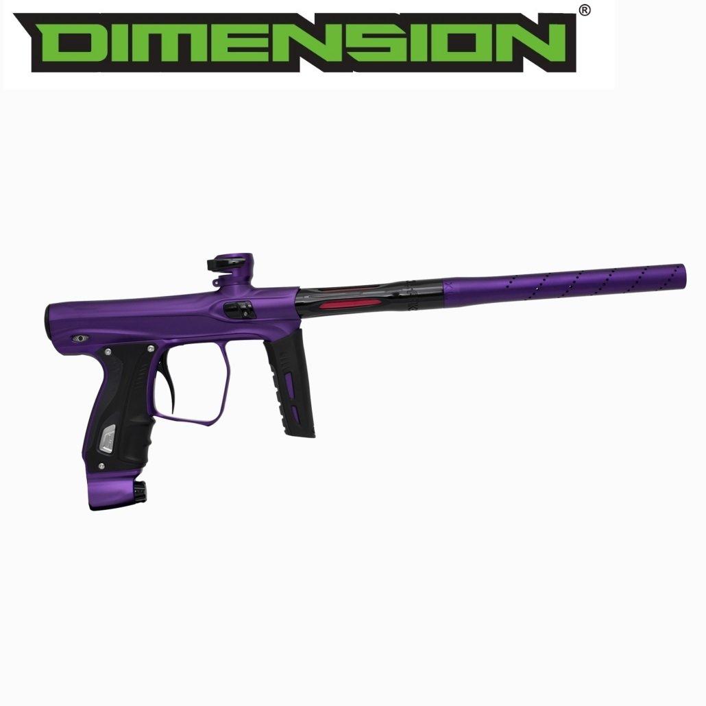 SP Shocker XLS Marker - Purple