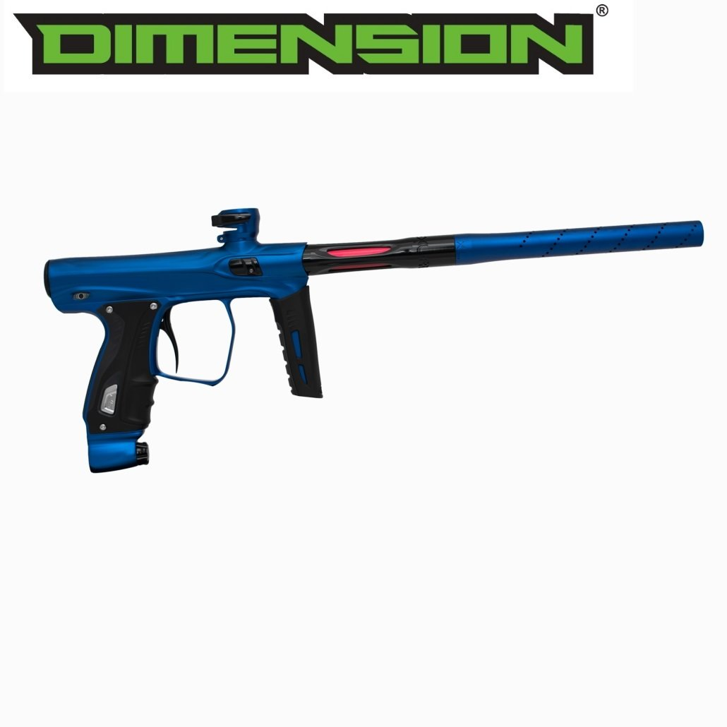 SP Shocker XLS Marker - Blue