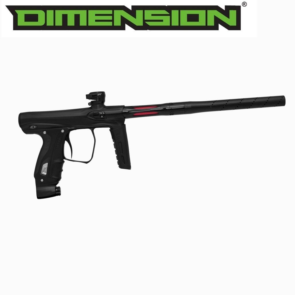 SP Shocker XLS Marker - Black