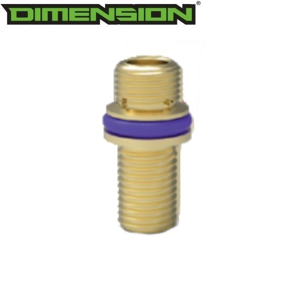 Dye DSR Adjustment Screw & O-ring (Factory Replacement Part)
