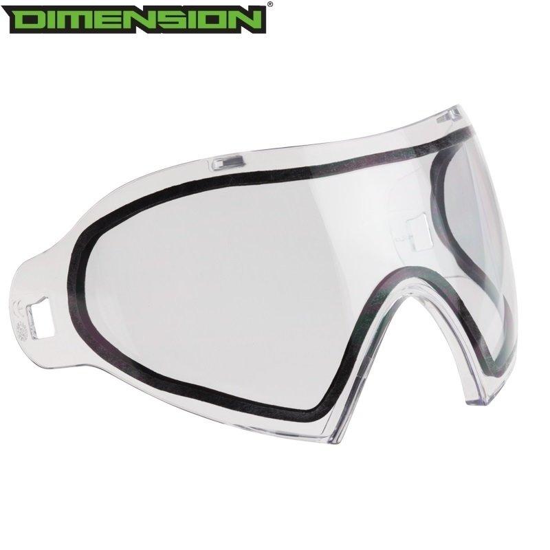 Dye I4/I5 Thermal Lens - Clear