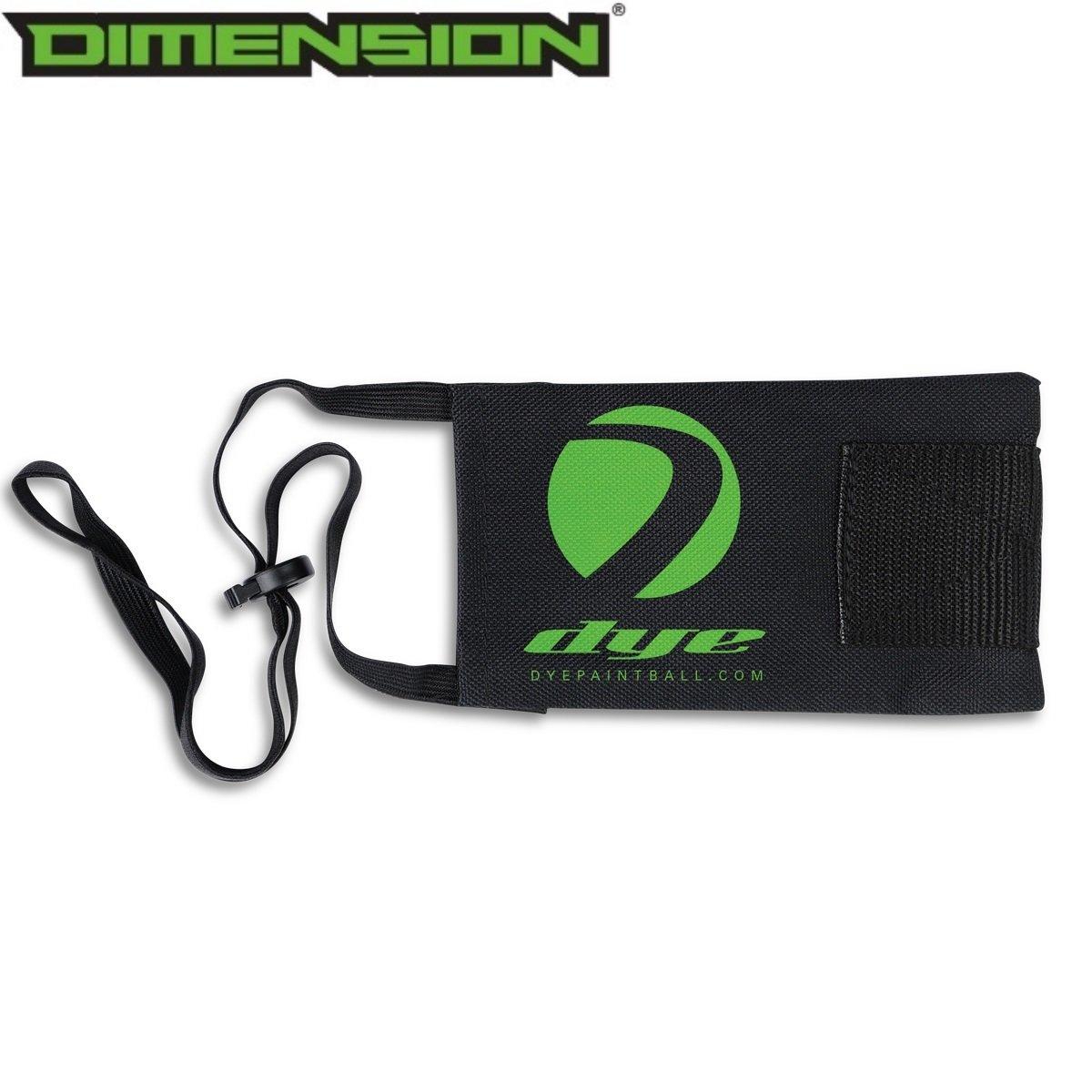 Dye Barrel Sock OG - Lime